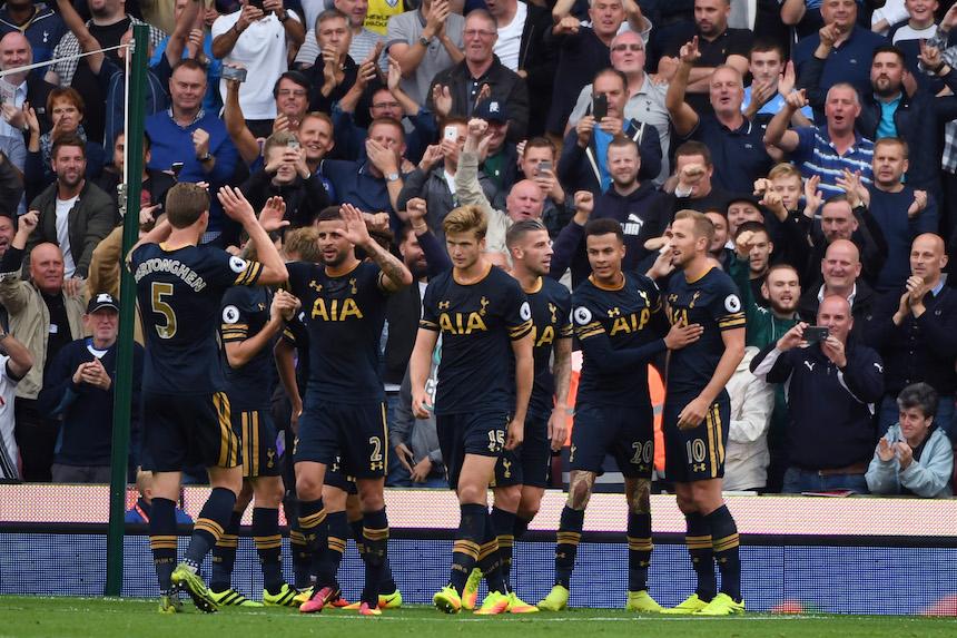 Tottenham Hotspur espera tener un gran debut en la Champions