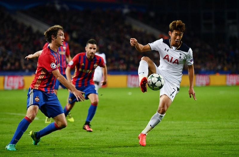 Tottenham Son Heungmin