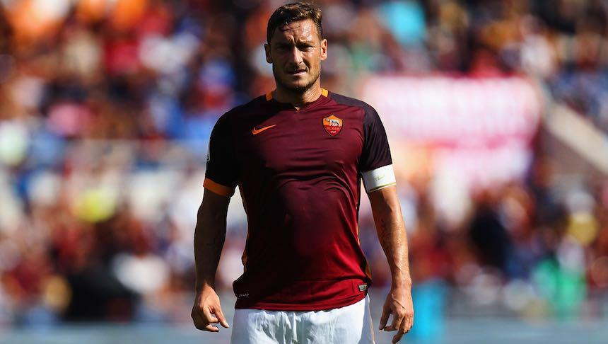 Francesco Totti, el eterno capitán de la Roma, cumple 40 años