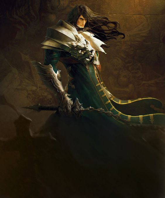 Trevor Castlevania: Lords of Shadow 20 Aniversario