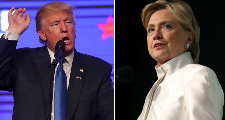 Los candidatos presidenciales opinaron sobre la explosión en Chelsea