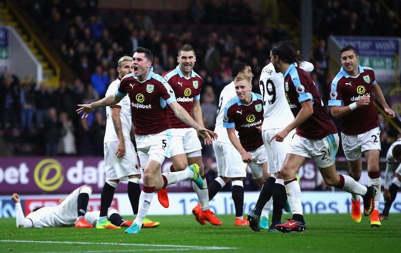 Burnley regresa al camino del triunfo en Premier League y derrota al Watford