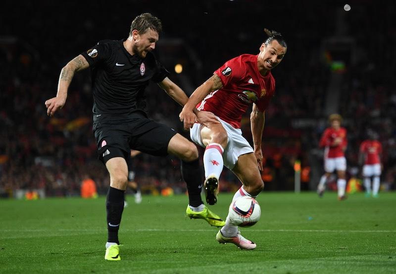 Manchester United termina racha sin victorias en Europa League