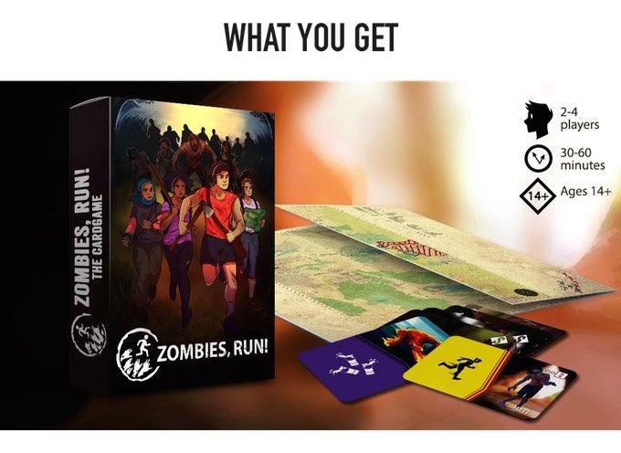 Zombies, Run! 4