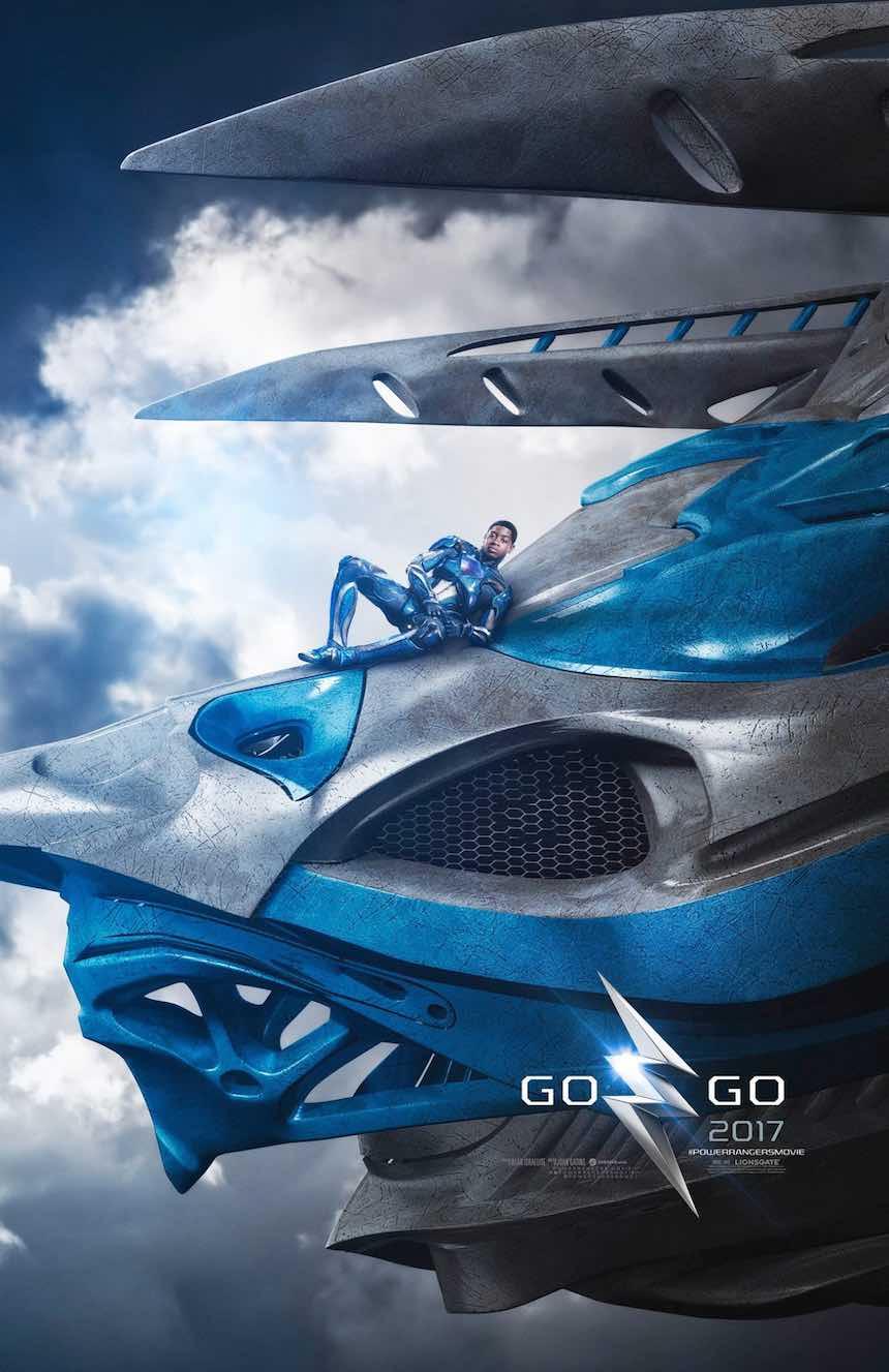 Zord Azul