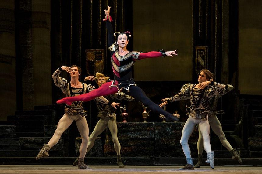 Bolshoi Ballet: Swan Lake - Photocall