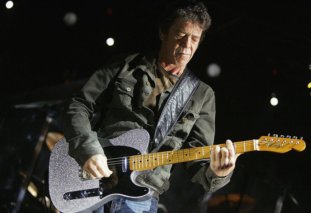 ¿Qué tipo de Lou Reed eres? ¡Descúbrelo en nuestro Playbuzz!