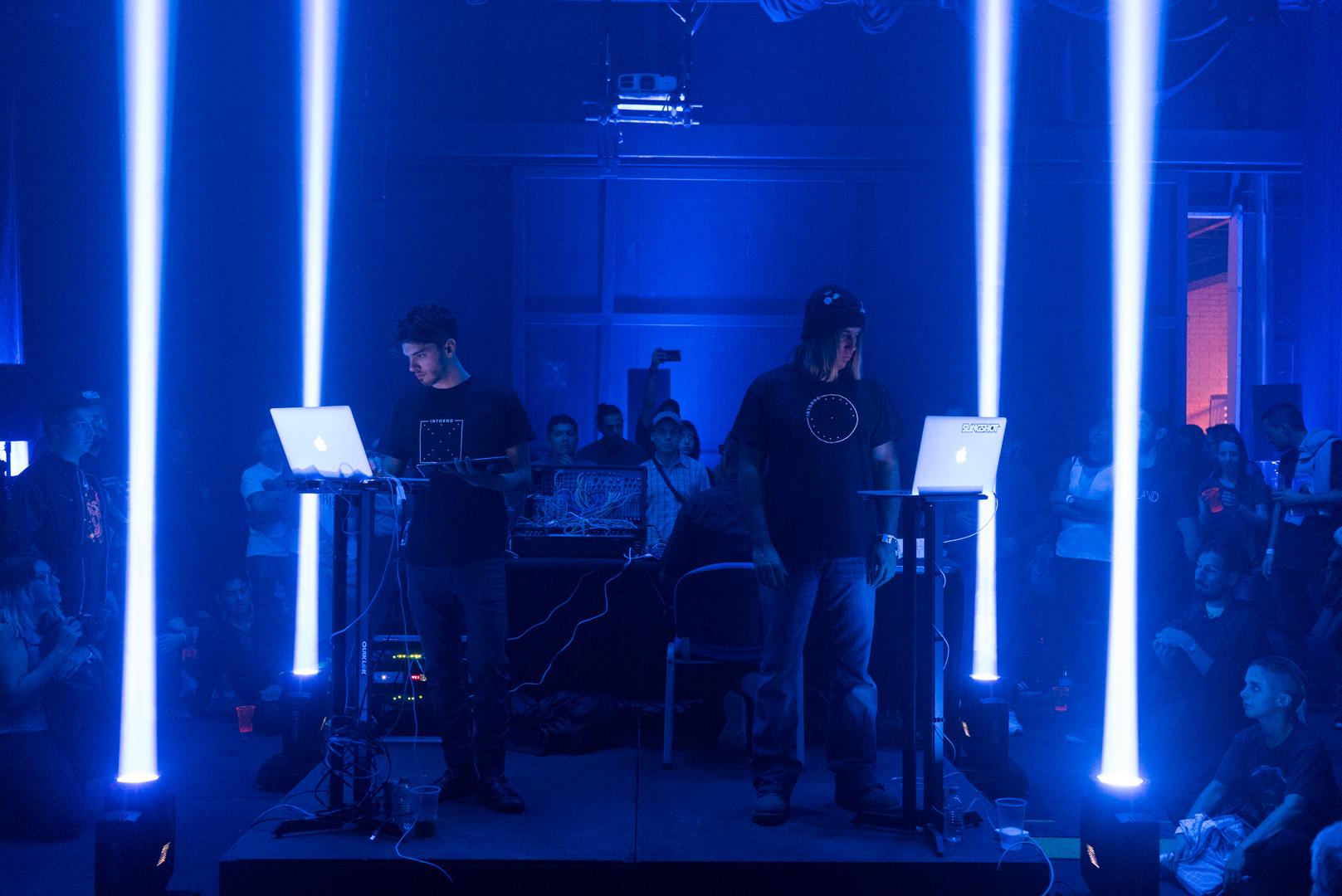 Los conciertos en 3D llegaron a México gracias a MUTEK MX