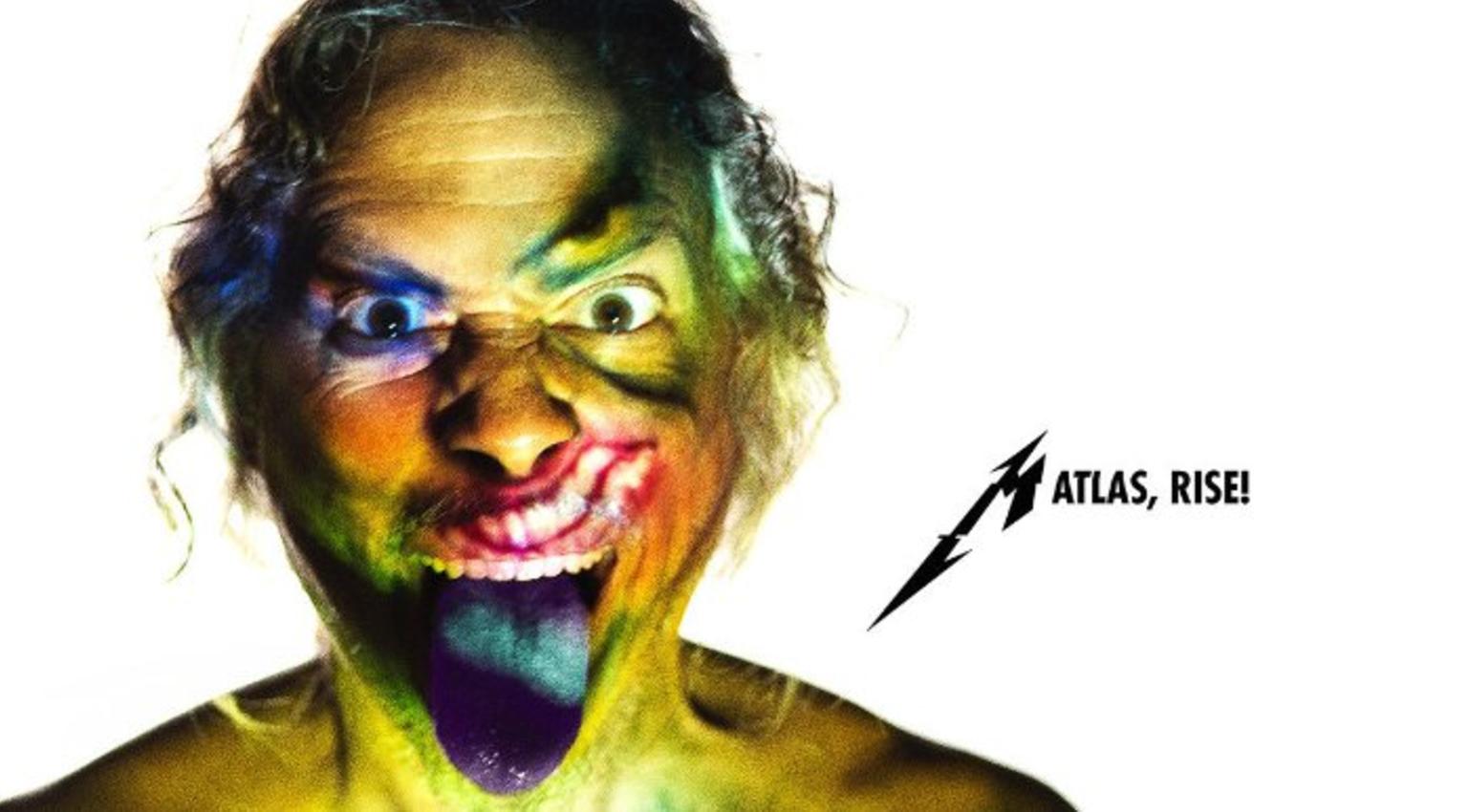 """Escuchen """"Atlas, Rise!"""", nueva canción de Metallica"""