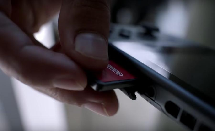 Nintendo Switch - Cartucho.
