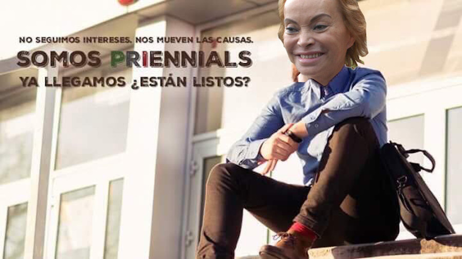 PRIennials - Elba Esther - DInosaurios