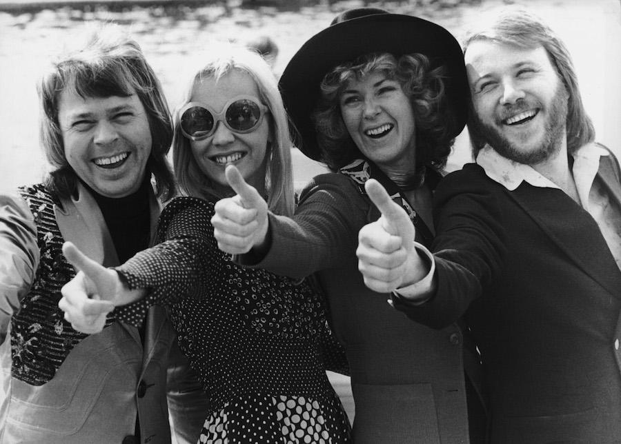¡ABBA anuncia su regreso!… en forma de holograma