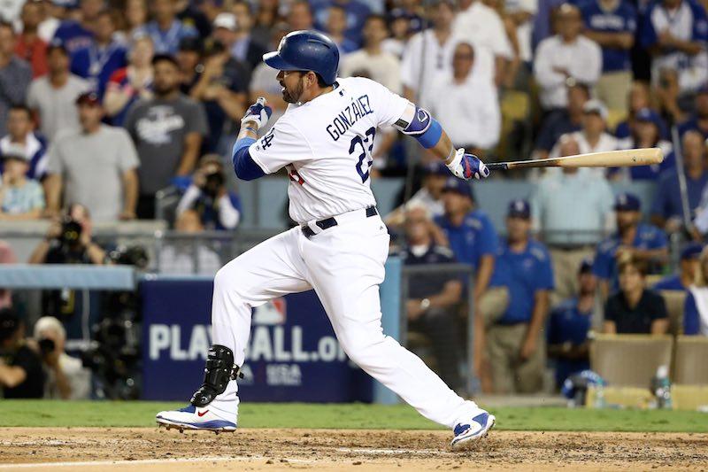 Adrián González Dodgers