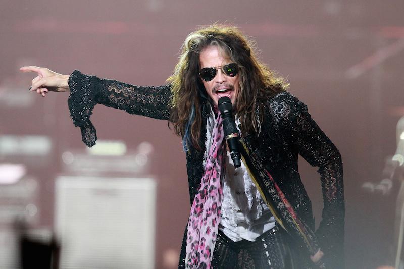 La dulce nostalgia del último concierto de Aerosmith en México