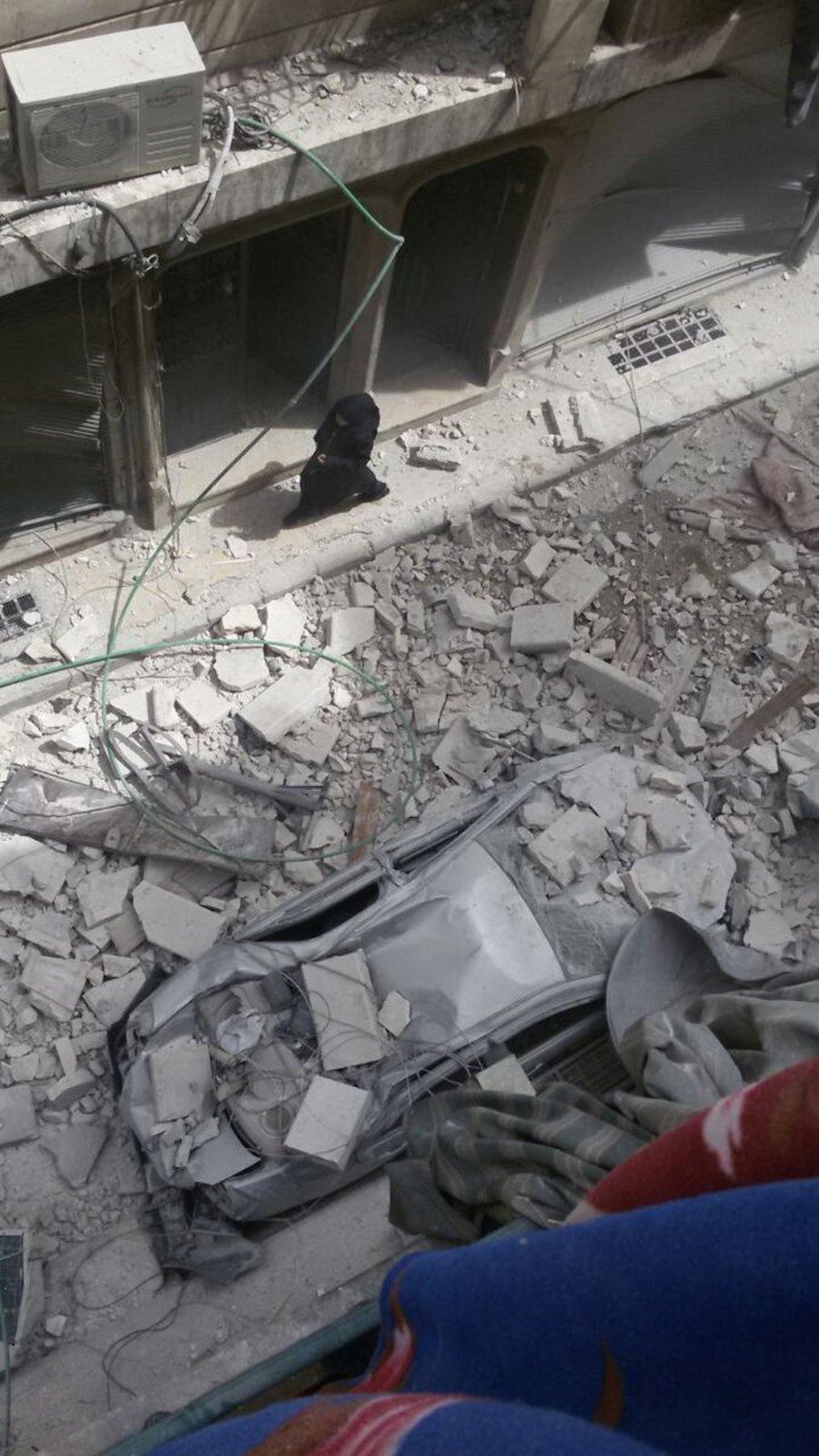 alepo-siria-escombro-ciudad-bombardeos