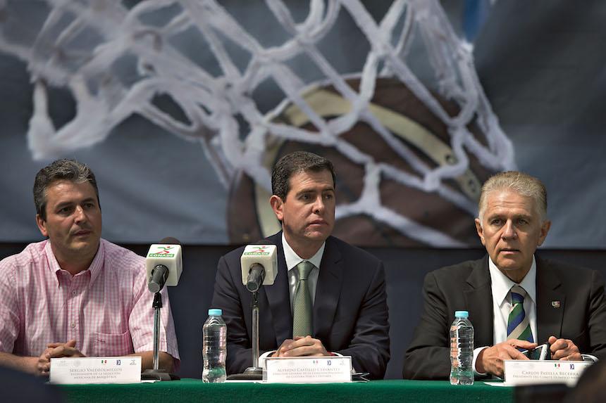 Carlos Padilla y Alfredo Castillo