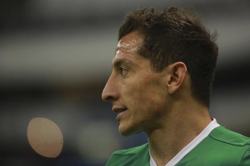 Andrés Guardado Selección