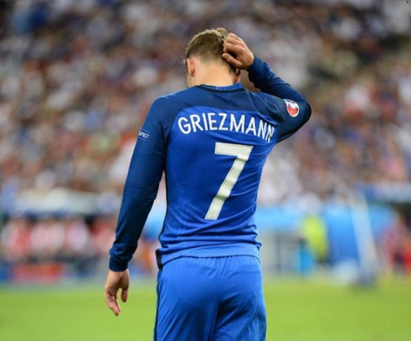 Antoine Griezmann Francia