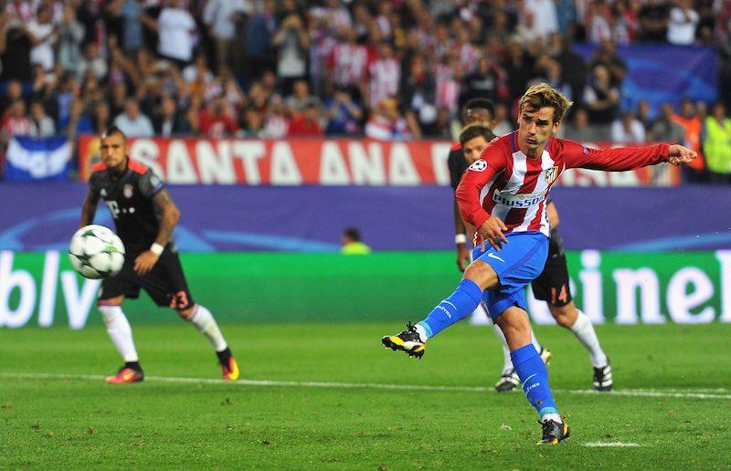 Antoine Griezmann es el 'Mejor jugador' de La Liga