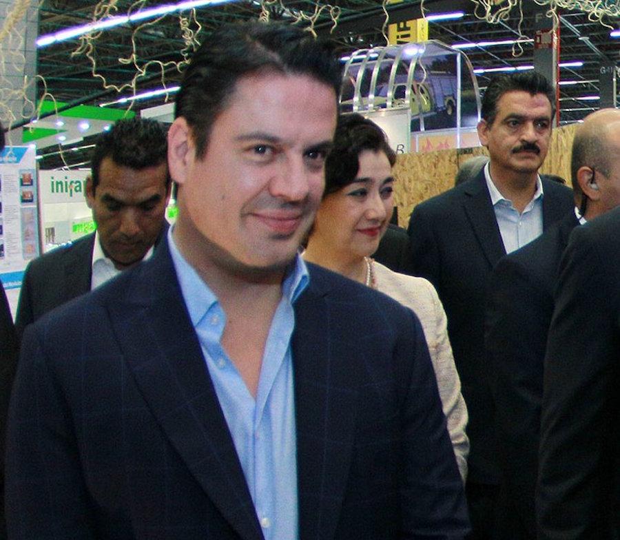 No se halló expediente criminal de Vega Pámenes: Aristóteles Sandoval