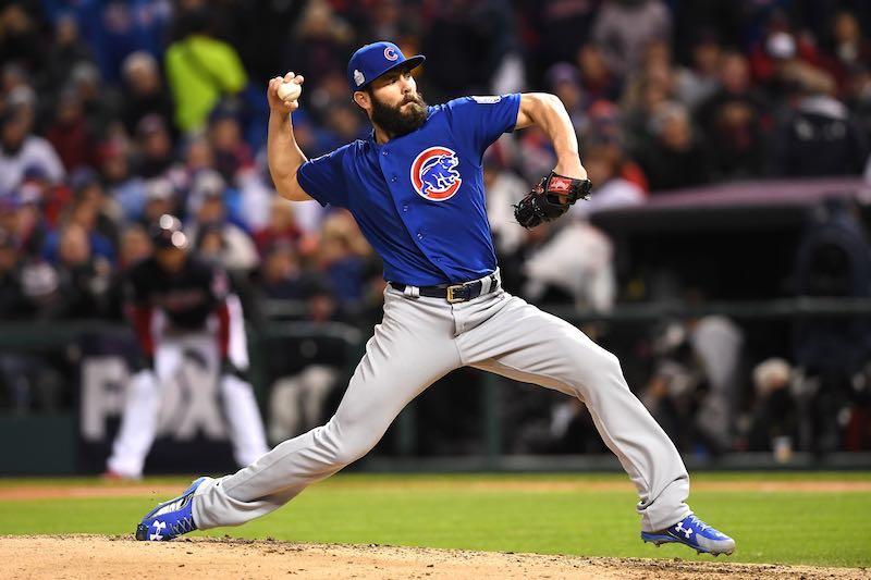 Chicago Cubs se queda con en el segundo juego de la Serie Mundial