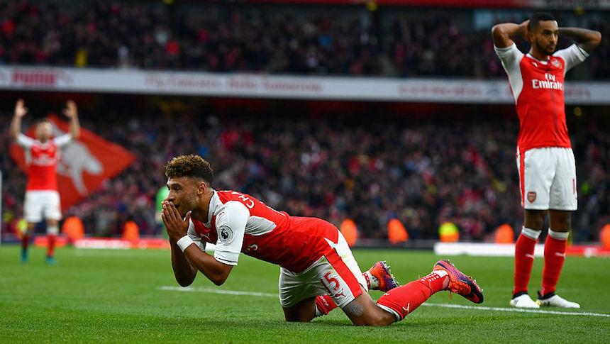 Parce que la suerte del Arsenal se está terminando