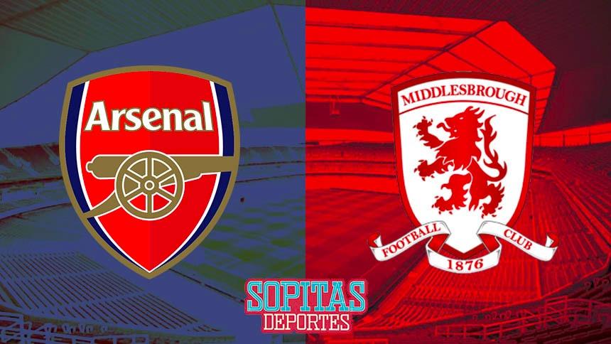 En VIVO: Arsenal busca su séptima victoria de forma consecutiva