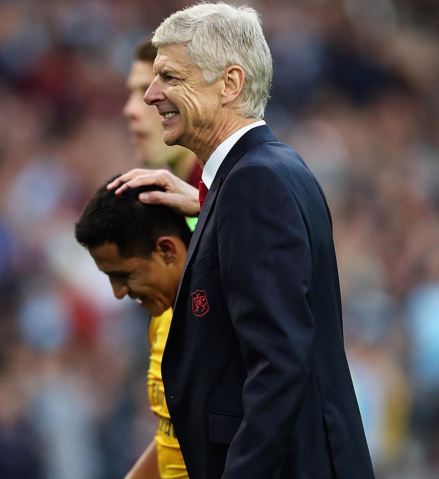 El Arsenal ha tenido mucha suerte esta temporada y eso puede ayudar a ser campeón