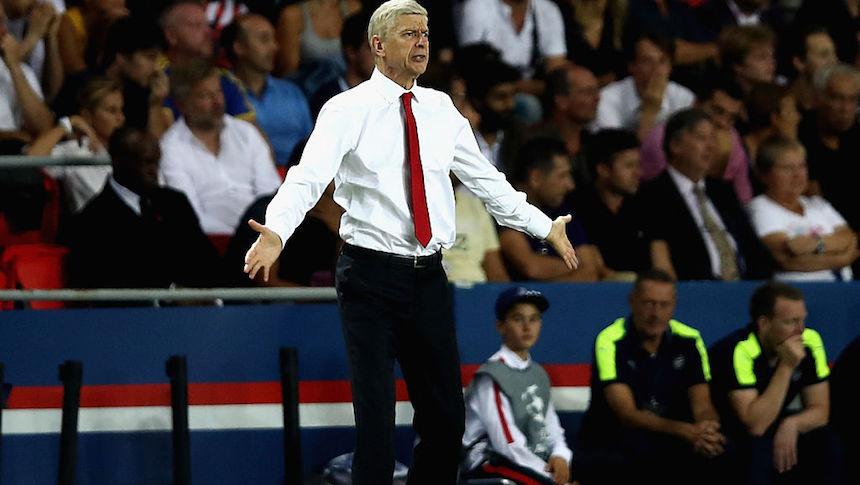 Arsene Wenger le tira con todo al Balón de Oro