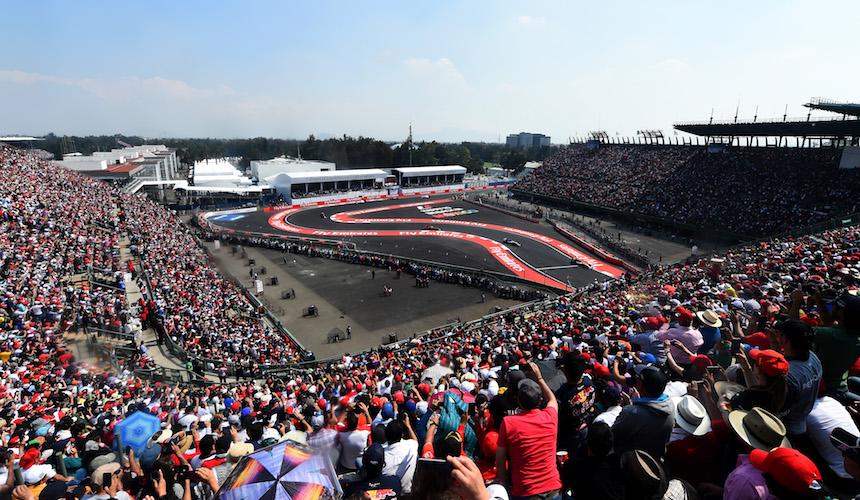 ¿Cómo llegar al Autódromo Hermanos Rodríguez para el Gran Premio de México?