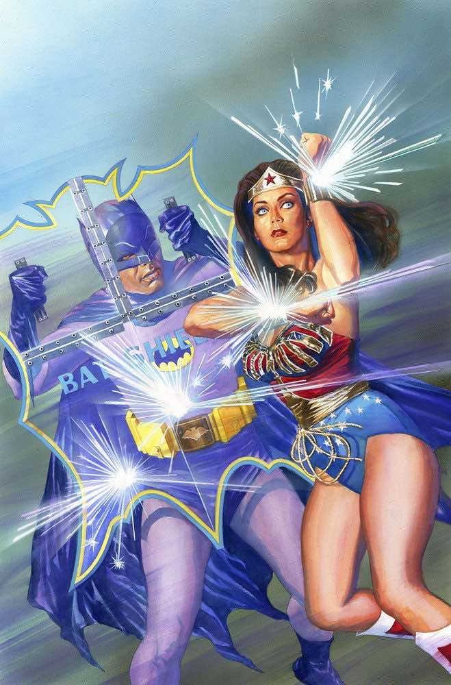 Batman'66 Meets Wonder Woman'77 2