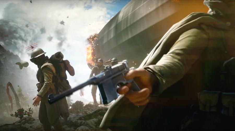 Gameplay - Battlefield