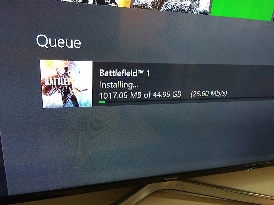 Battlefield 1 Peso