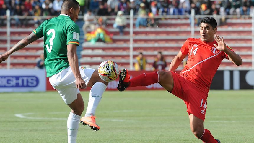 Perú está sufriendo en la eliminatoria y esto les hubiera ayudado