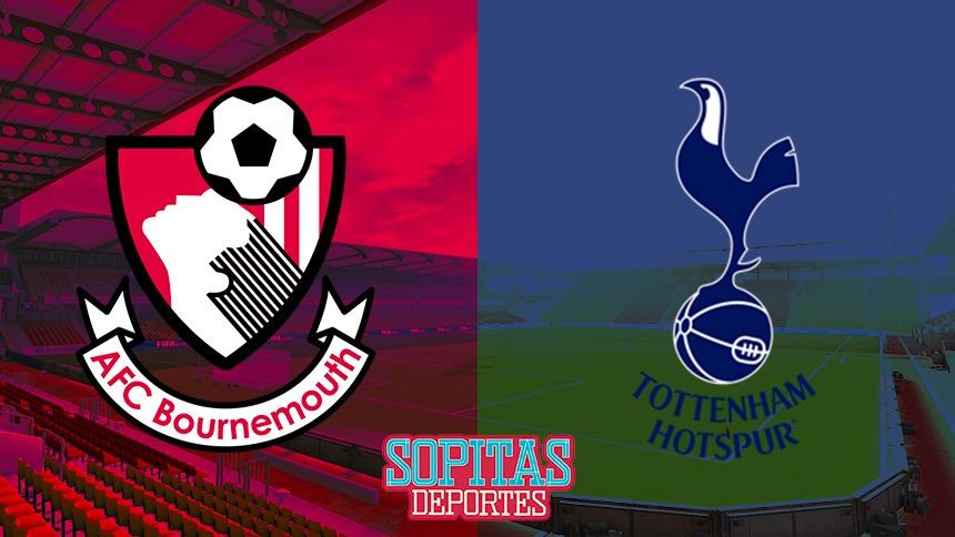 EN VIVO: Tottenham busca el liderato de la Premier League