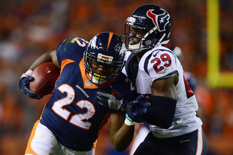 ¡El campeón reacciona! Denver Broncos aplasta a Houston Texans en el Monday Night