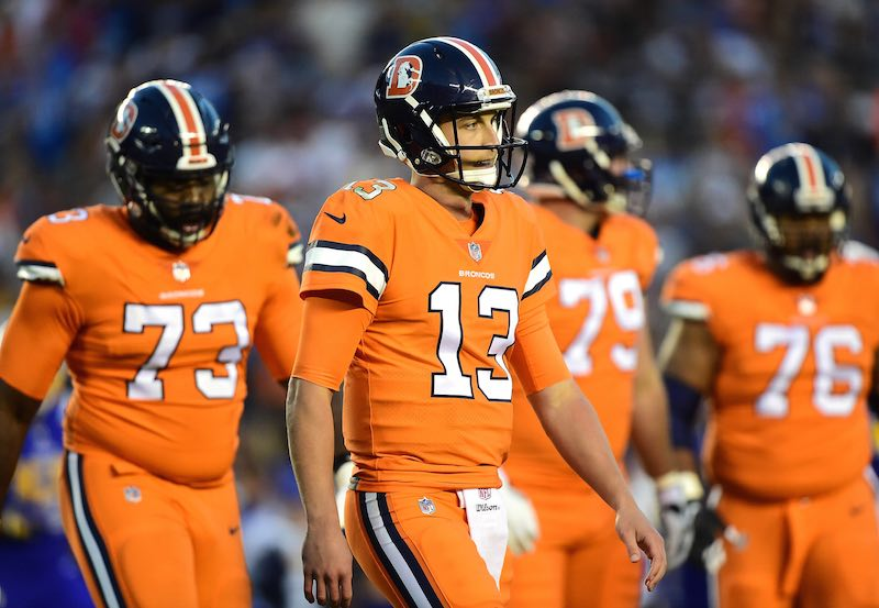 Broncos pierden contra Chargers