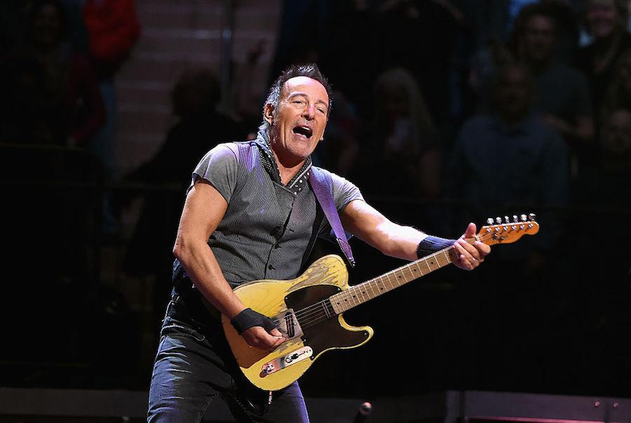 """""""El Jefe"""" Bruce Springsteen ama a Kanye West y Kendrick Lamar"""