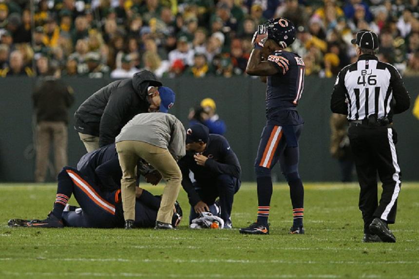 Bryan Hoyer lesionado