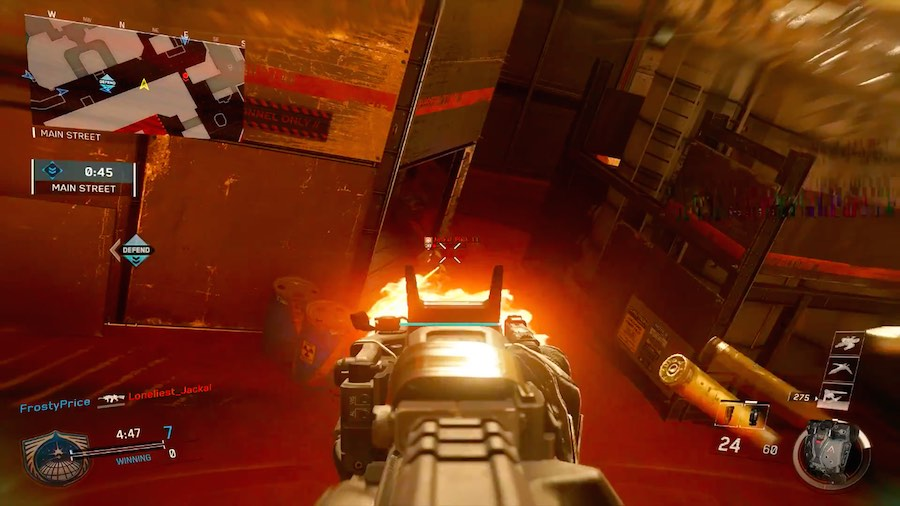 Call of Duty: Infinite Warfare Armas 3