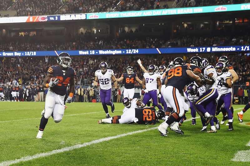 Terrorífica noche para Vikings: pierden por segunda ocasión consecutiva en Monday Night Football