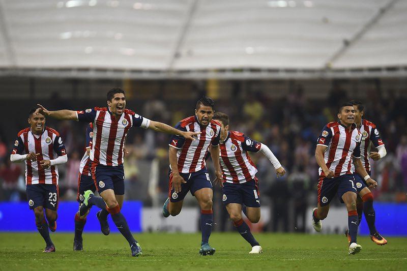 ¡Monumental! Chivas le gana al América y se instalan en la final de la Copa MX