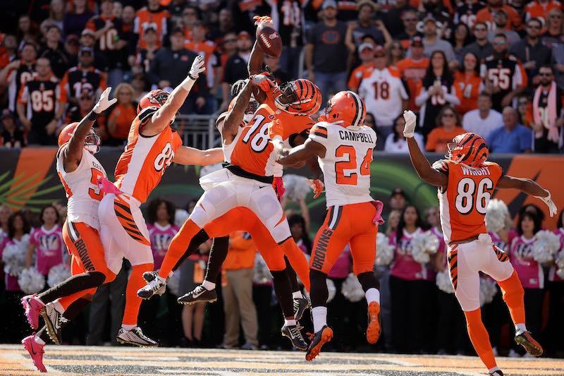 Cleveland Browns gana