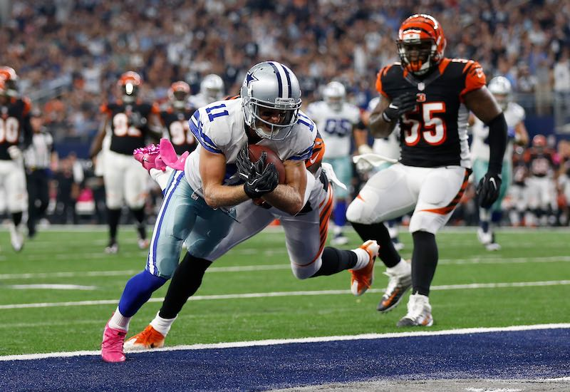 Cole Beasley Dallas