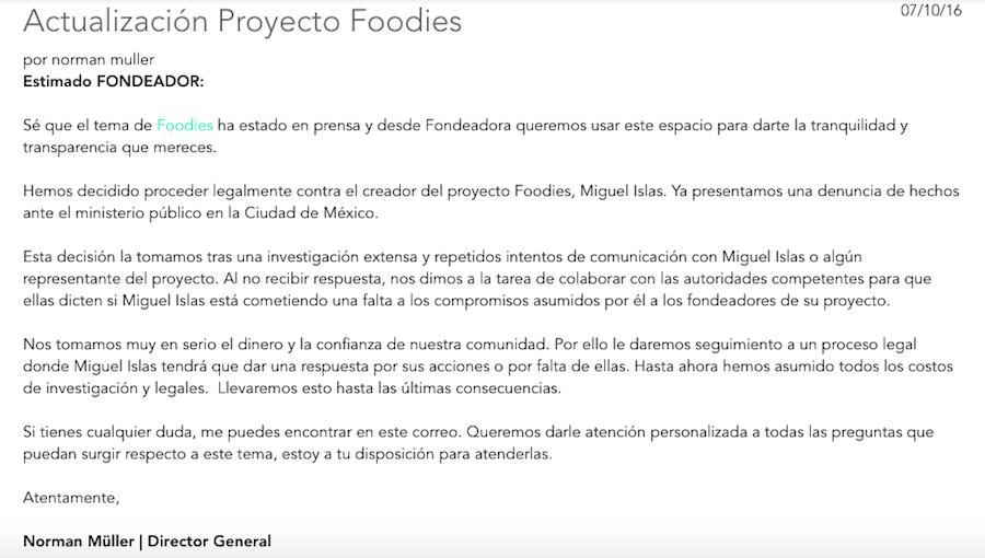 comunicado-fondeadora-foodies-miguel-islas