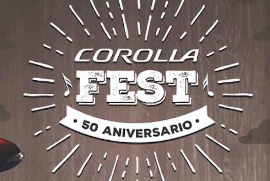 ¡Todo lo que tienes que saber sobre el Corolla Fest!