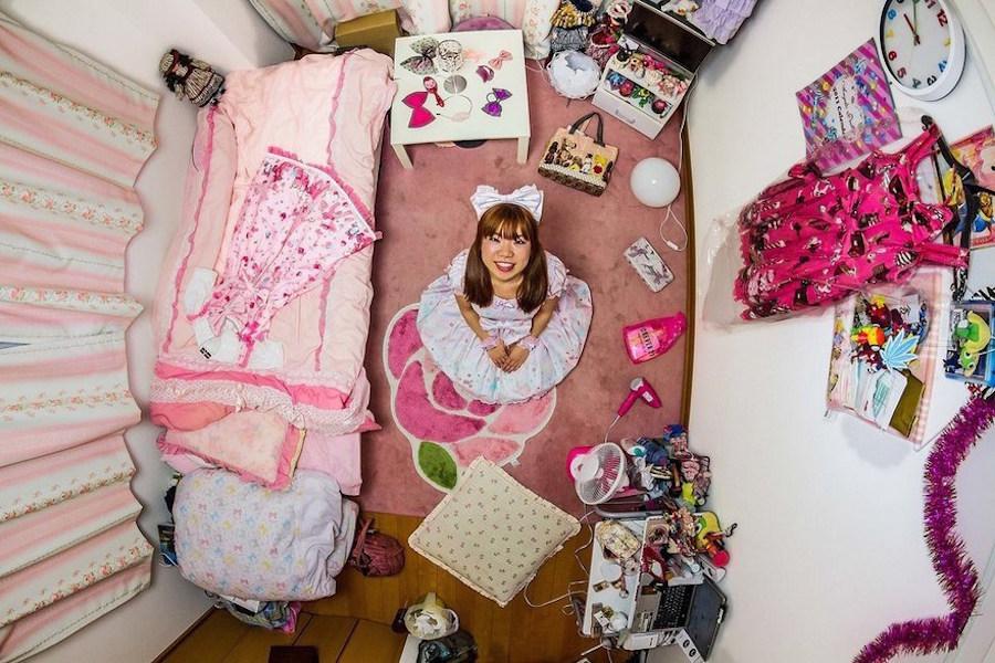 Habitación en Japón