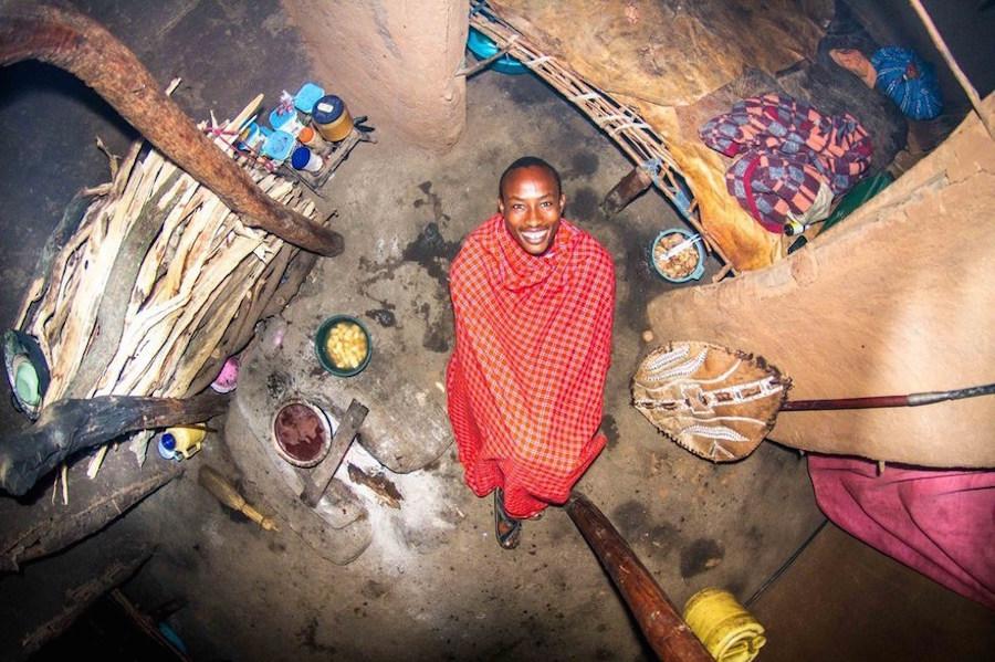 Habitación en Kenia