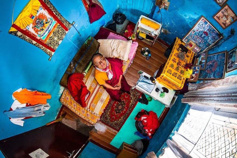 Habitación en Nepal