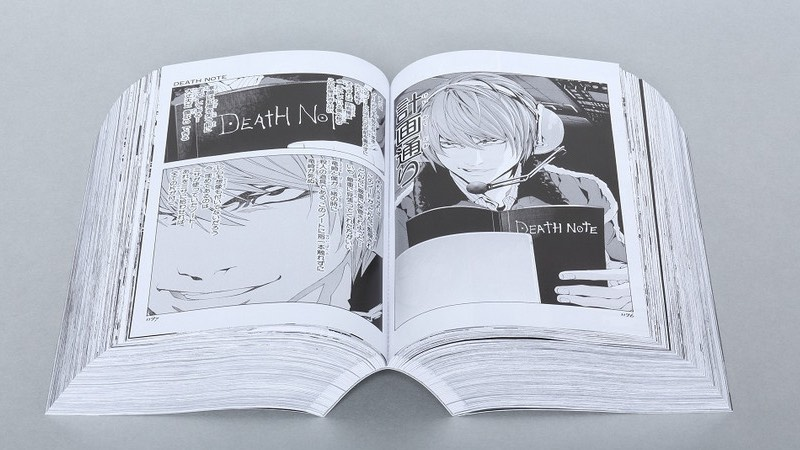 Death Note Manga 2